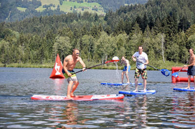 SUP Polo Masters am Schwarzsee Bild 1