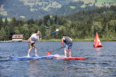 SUP Polo Masters am Schwarzsee Bild 5