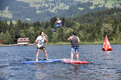 SUP Polo Masters am Schwarzsee Bild 2