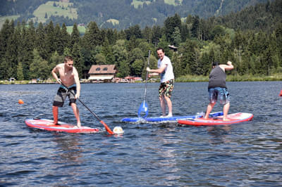 SUP Polo Masters am Schwarzsee Bild 4