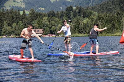 SUP Polo Masters am Schwarzsee Bild 6
