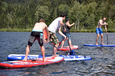 SUP Polo Masters am Schwarzsee Bild 7