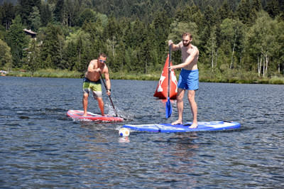 SUP Polo Masters am Schwarzsee Bild 8