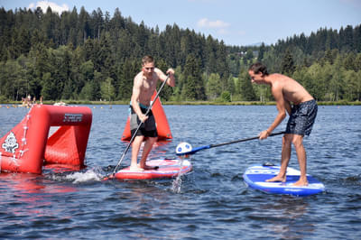 SUP Polo Masters am Schwarzsee Bild 11