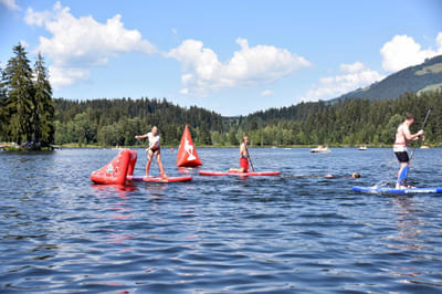 SUP Polo Masters am Schwarzsee Bild 15