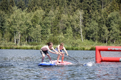 SUP Polo Masters am Schwarzsee Bild 16