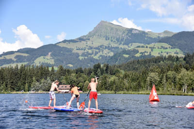SUP Polo Masters am Schwarzsee Bild 18