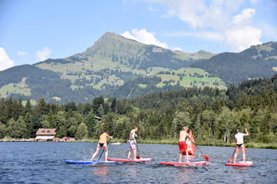 SUP Polo Masters am Schwarzsee Bild 20