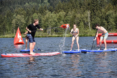 SUP Polo Masters am Schwarzsee Bild 19