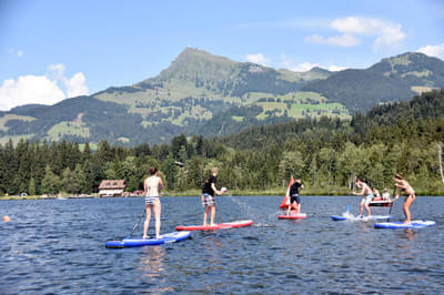 SUP Polo Masters am Schwarzsee Bild 22