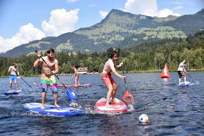 SUP Polo Masters am Schwarzsee Bild 30