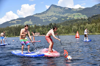 SUP Polo Masters am Schwarzsee Bild 29