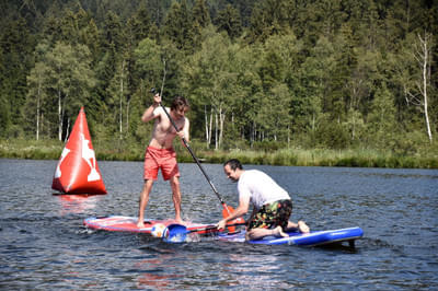 SUP Polo Masters am Schwarzsee Bild 31