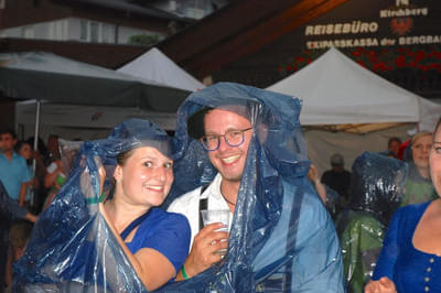 Burning Lederhose 2019 in Kirchberg