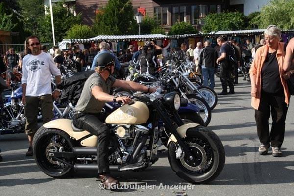 Harley Treffen Kössen