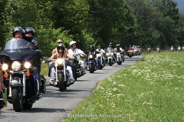 24. Harley-Treffen Kitz on Wheels 2019 - Alpen-Guide