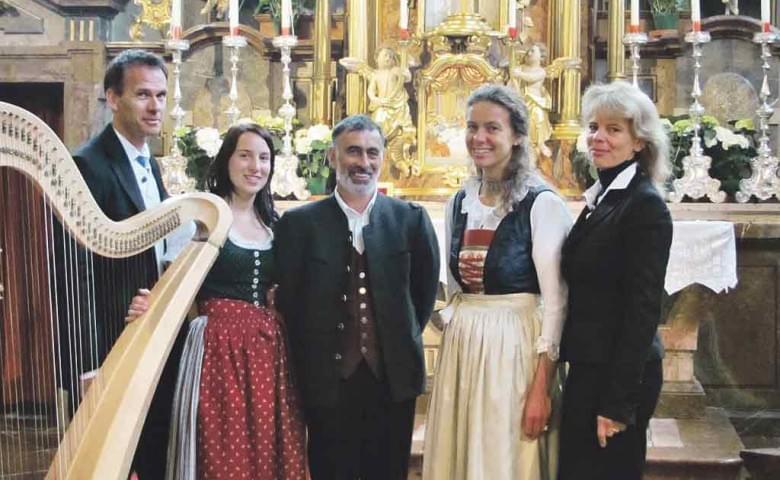 Tobi Reiser - Ensemble Tobi Reiser - Salzburger Volksmusik
