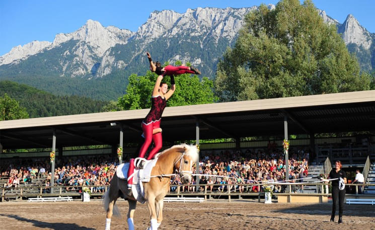 Sommer-Show-am-Fohlenhof-in-Ebbs-